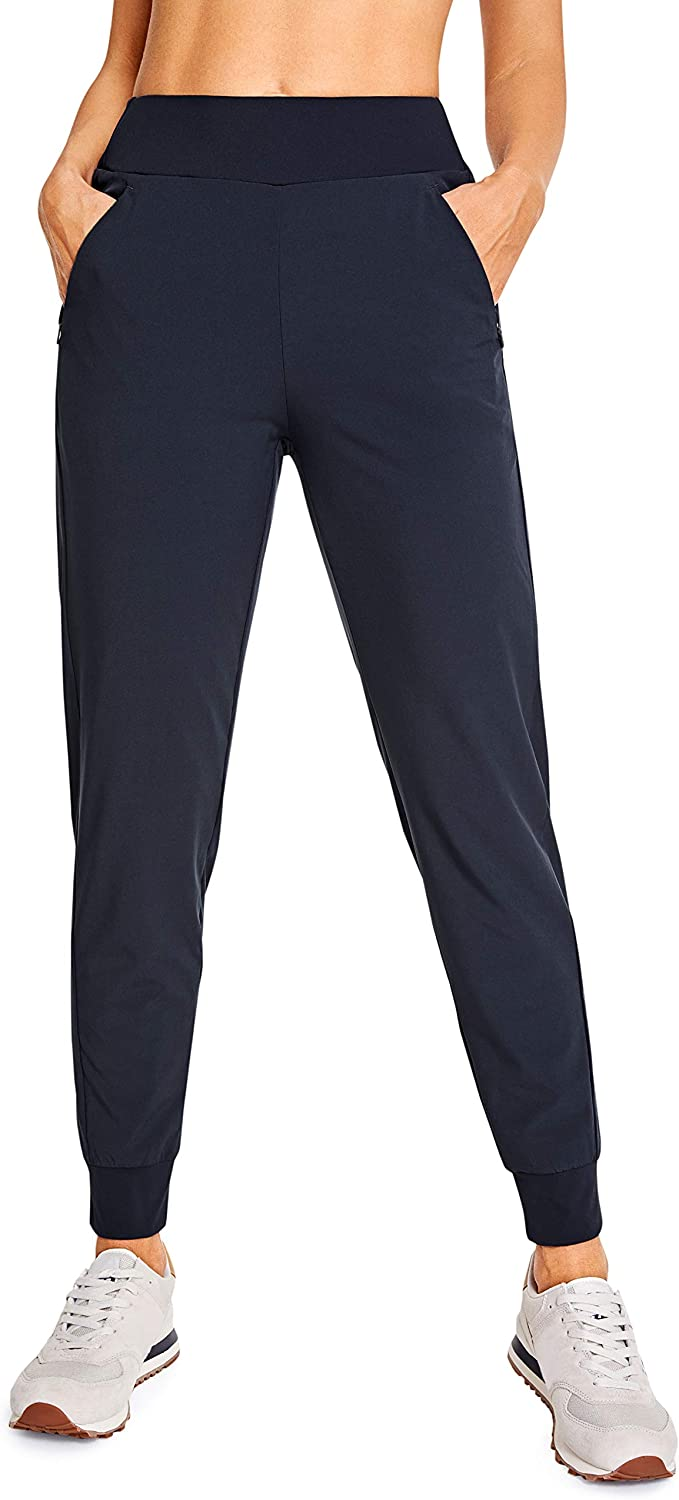 CRZ YOGA Women's Double Layer with Joggers Sweatpants Nashville-Davidson Mall Z Athletic 2021 spring and summer new