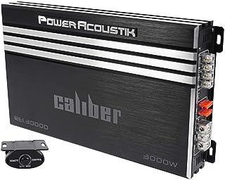 Power Acoustik RE1-3000D 3000 Watt Mono Amplifier Car Stereo Amp photo