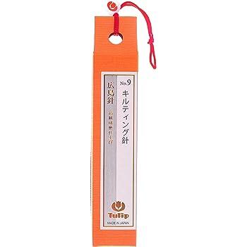 Tulip キルティング針 No.9 6本入 THN-004