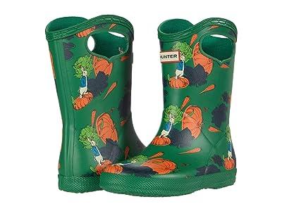 Hunter Kids First Classic Pull-On Peter Rabbit (Toddler/Little Kid) (Sea Fern) Kids Shoes