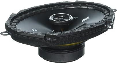 Kicker 43DSC6804 D-Series 6×8-Inch 200W Speakers Pair