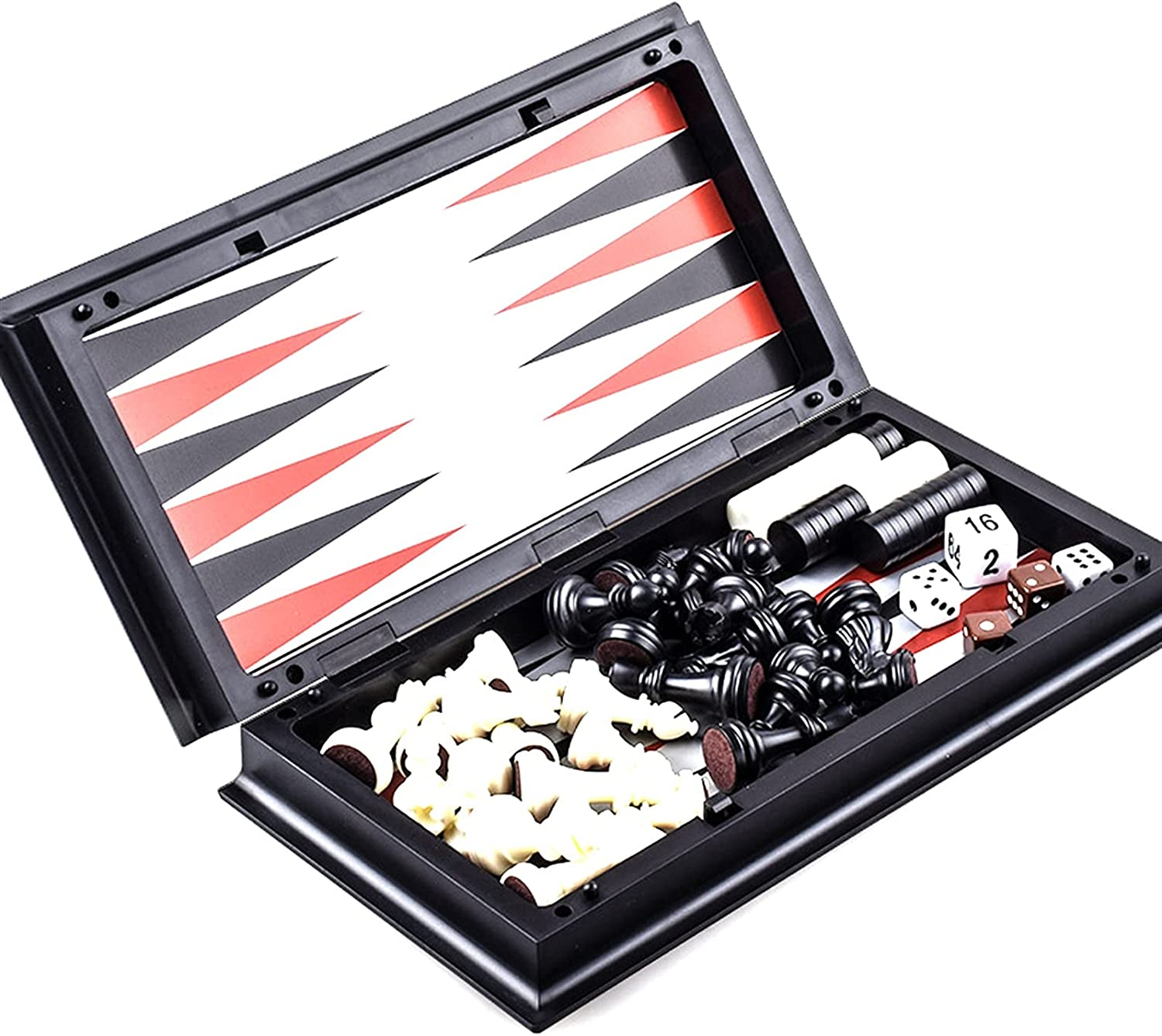 YCKL Chess Backgammon Foldable Set Low price Made Im Sale item Hips High of