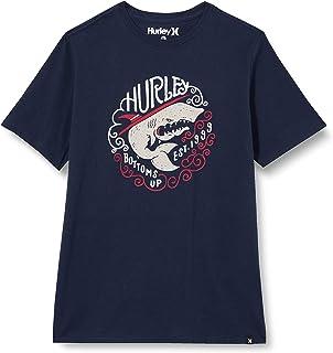 Hurley B Shark SS T-Shirt, Niños