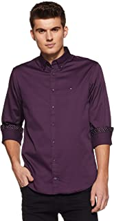0c058fcc9f7 Tommy Hilfiger Men's Shirts Online: Buy Tommy Hilfiger Men's Shirts ...