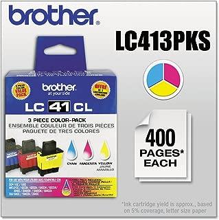 Brother BRTLC413PKS Inkjet Cartridge