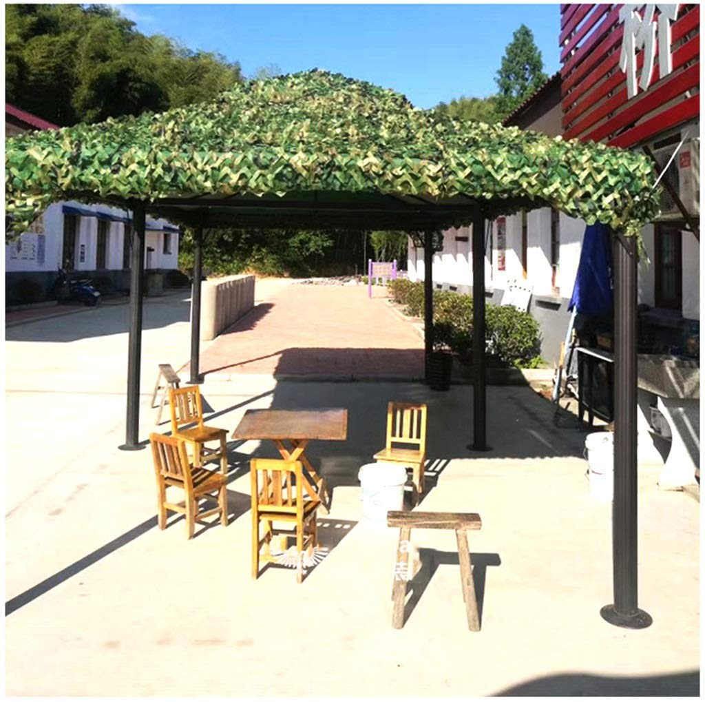 Mallas de Camuflaje de Gran Tamaño Redes de Camuflaje Reforzadas Red Desert Green Camo Network Garden Shade Cover Mesh 3x3m 4x5m 6x8m 4x10m 2x10m 2x20m (Size : 8 * 8M(26.2 * 26.2ft)): Amazon.es: Hogar
