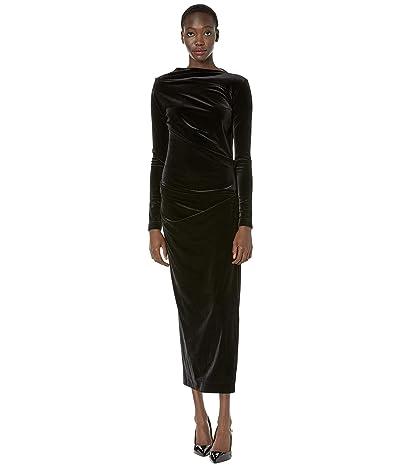Vivienne Westwood Maxi Taxa Dress (Black) Women