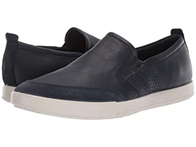 ECCO Collin 2.0 Slip-On (Navy/Night Sky) Men