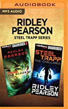 Ridley Pearson Steel Trapp Series, Books 1-2: The Academy & The Challenge
