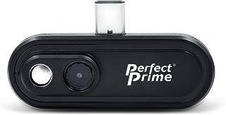 PerfectPrime IR0102, (IR)赤外線サーマルカメラおよび可視光カメラ1024ピクセル、-20〜300°C、9Hz、Andriod携帯電話用