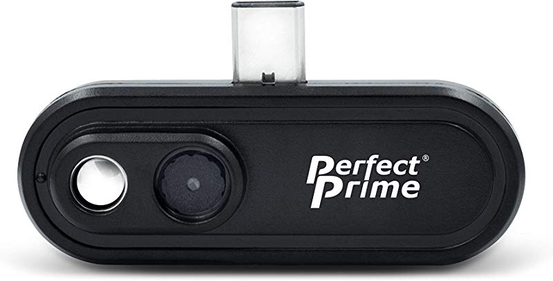 PerfectPrime IR0102 Thermal Imager For Android Cell Phones 4 572 F 9 Hz