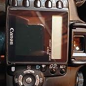 Atfolix Glasfolie Kompatibel Mit Canon Eos 350d Kamera