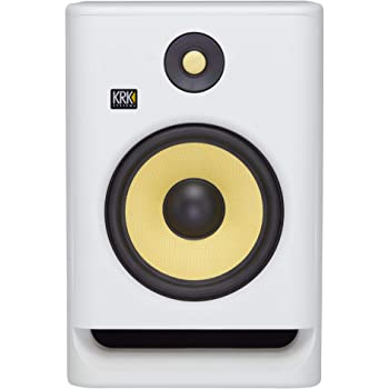 "KRK ROKIT RP8 G4 Studio Monitor 2er Set Aktiv 8/"" 2-Wege 203W DSP Nahfeld Paa"