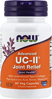 Now Foods Advanced UC-II Joint Relief, Veg Capsules, 60ct