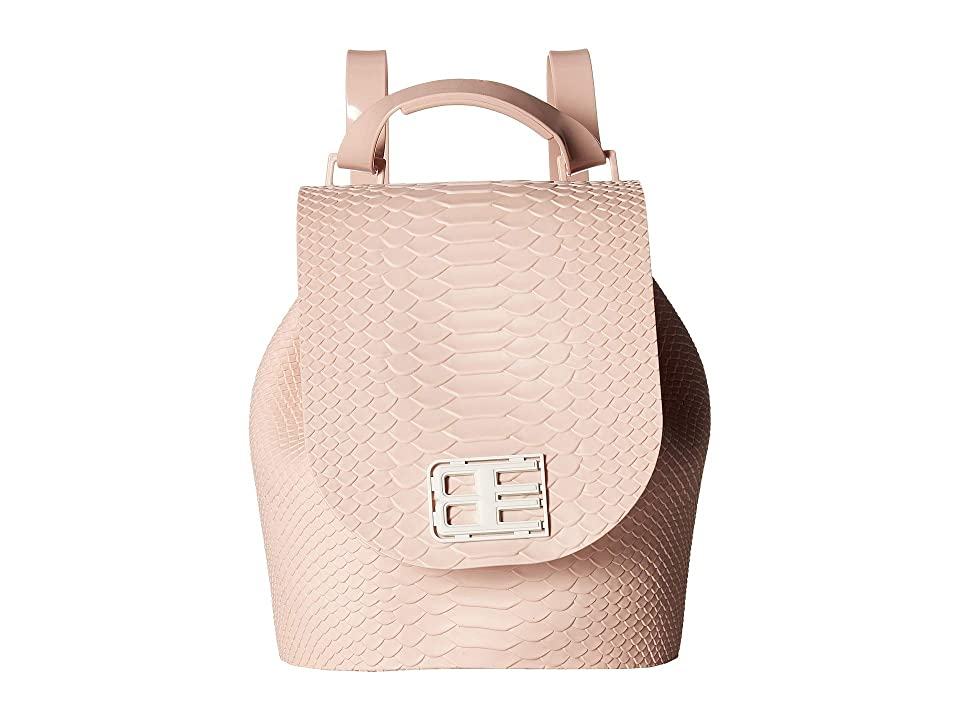 + Melissa Luxury Shoes Baja East + Backpack  Beige