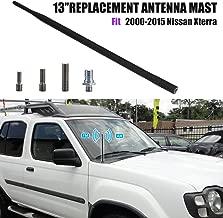 for Nissan Xterra 2000-2015 - 13 Short Rubber Antenna Replacement Mast