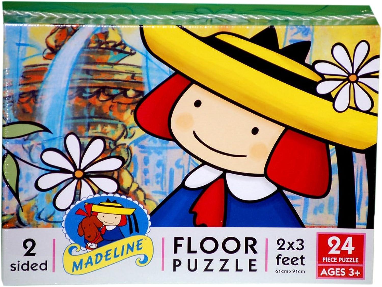 todos los bienes son especiales Ceaco Madeline-24 Piece Floor Puzzle Puzzle Puzzle  a la venta