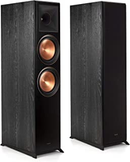 Klipsch RP-8000F Floorstanding Speaker (Ebony (Pair))