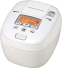 タイガー 炊飯器 5.5合 圧力IH 麦飯専用コース付き 炊きたて ホワイト JPC-B101-W