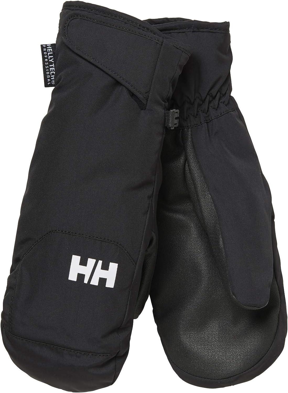 Helly-Hansen Unisex-Child Juniors Swift Waterproof Breathable Helly Tech Ski Mitten
