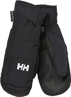 Helly Hansen Juniors & Kids Swift Waterproof Breathable Helly Tech Ski Mitten, 990 Black, Large