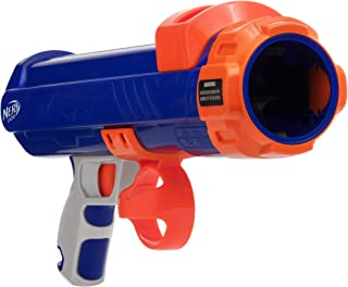 Nerf Dog Tennis Ball Blaster Dog Toy, Great for Fetch, Hands-Free Reload, Launches up to..