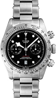 [チューダー] TUDOR 腕時計 79350 チュードル ヘリテージ ブラックベイ クロノ SSブレス 自動巻き ブラック 新品 [並行輸入品]