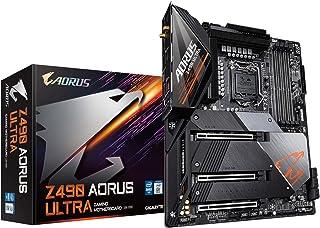 GIGABYTE Z490 AORUS Ultra ( انتل LGA1200/Z490/ATX/Intel 2.5G LAN/3xM.2 Thermal Guard/SATA 6GBs/USB 3.2 Gen 2/Intel WiFi ...