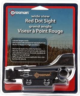 Crosman Red Dot Sight Wide Lense 0290RD