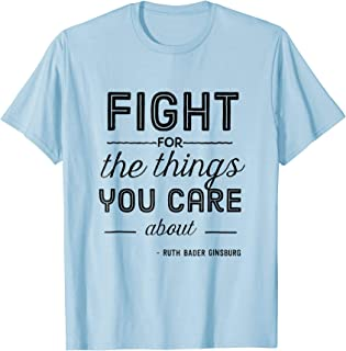 644d5416cdd2 Notorious RBG Ruth Bader Ginsburg T shirt with quote