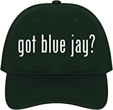 The Town Butler got Blue Jay? - A Nice Comfortable Adjustable Dad Hat Cap
