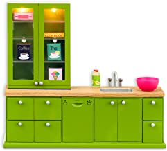 Lundby Smaland Wash-Up Sink and Dishwasher Playset