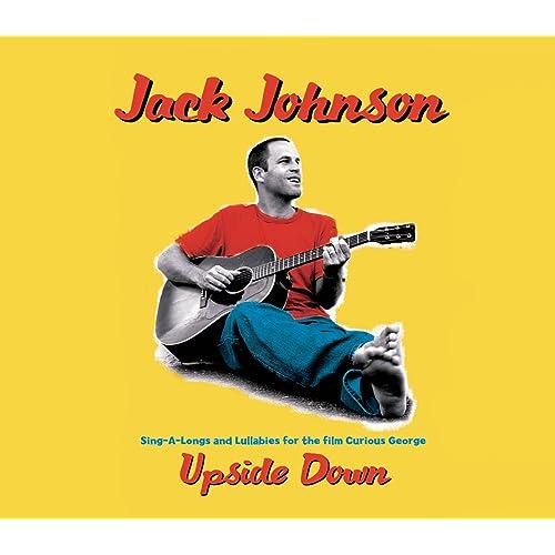 Upside Down (UK MaxiSingEnhanced) von Jack Johnson bei