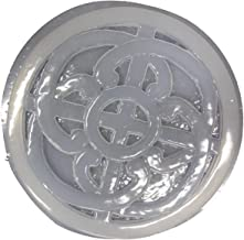 Celtic Knot Design Stepping Stone Concrete or Plaster Mold 1096