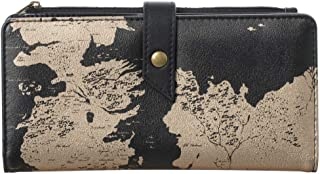 Westeros Map Game of Thrones Wallet