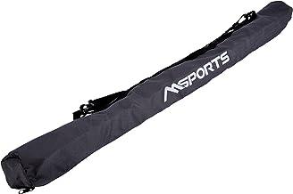 MSPORTS Nordic Walking Opvouwbare stoktas Premium Bag - hoge kwaliteit - superlicht - Nordic Walking stokken