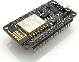 HiLetgo New Version ESP8266 NodeMCU CP2102 ESP-12E Internet WiFi Development Board Open Source Serial Wireless Module Works Great with Arduino IDE/Micropython