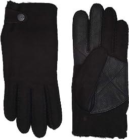 Slim Water Resistant Sheepskin Gloves