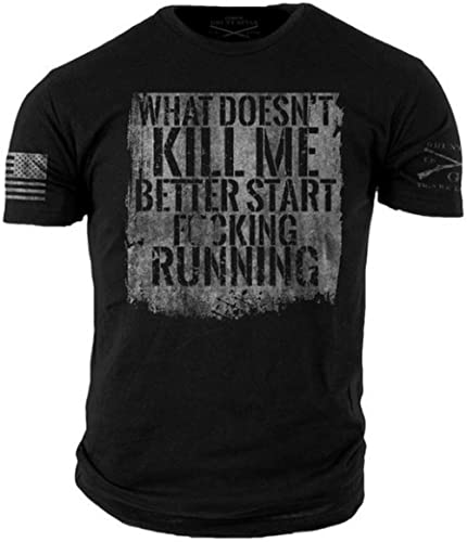 Grunt Style Start Running T-Shirt