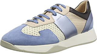 Geox D Suzzie B, Sneakers Basses Fille