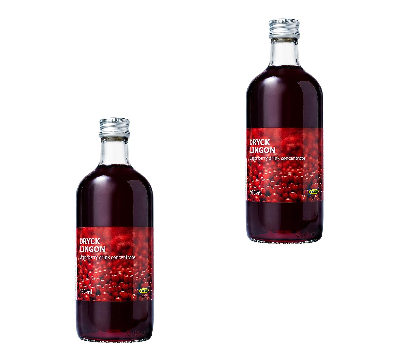 IKEA Louisville-Jefferson County Mall Dryck Lingon - Sweet Lingonberry Drink Austin Mall Fruit Swedish Juice