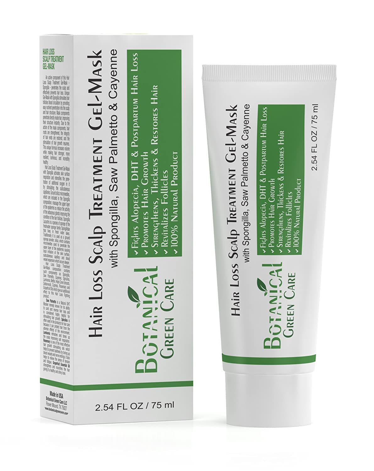 HAIR LOSS TREATMENT Mask. Anti-DHT Prevention Nashville-Davidson Mall Alopecia Special price for a limited time Capsa and