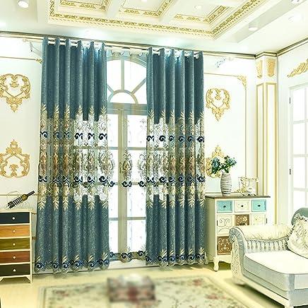 Dimensioni : 2.5 * 2.7m Decorazioni per finestre Cortina di ...