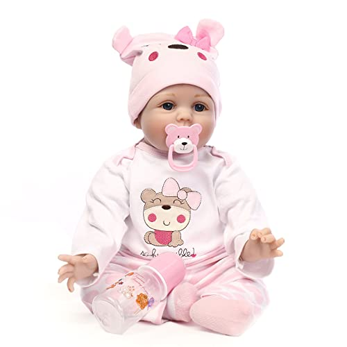 Silicone Baby Dolls: Amazon com