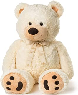 JOON Huge Teddy Bear - Cream