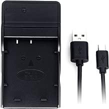 EN-EL8 Ultra Slim USB Charger for Nikon Coolpix S52c, P1, P2, S1, S2, S3, S5, S50, S50c, S51, S51c, S52, S6, S7, S7c, S8, S9 Camera Battery