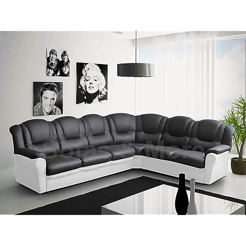 Leather Corner Sofas: Amazon.co.uk