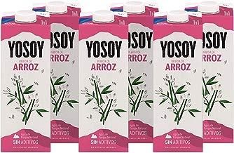 Yosoy -  Bebida de Arroz - Caja de 6 x 1L