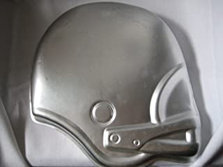 Retired, Collectible Wilton Football Helmet Cake Pan