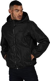 Regatta Men's Ladomir' Lightweight Taped Seams Lined Hooded Jackets Waterproof Shell